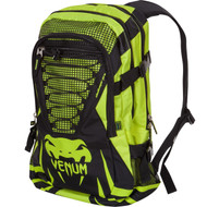 Venum Challenger Pro Backpack Black/Yellow