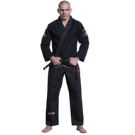 Grips Athletics Arte Suave BJJ Gi Black