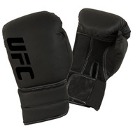 UFC Men's Boxing Gloves Black/Matte