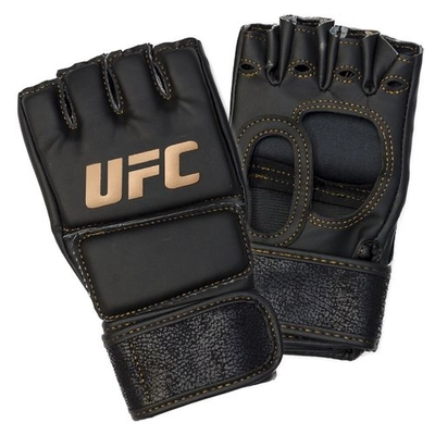 UFC Women's Open Palm Gloves Black
