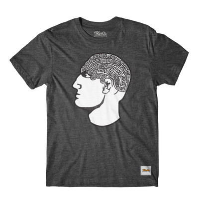 Choke Republic Jiu Jitsu Mind T-Shirt