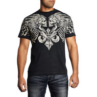 Affliction Apache Pride Short Sleeve T-Shirt Black