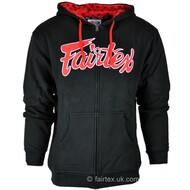 Fairtex Hoodie Black/Red