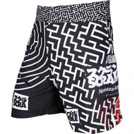 Newaza x Scramble Seeker Fight Shorts