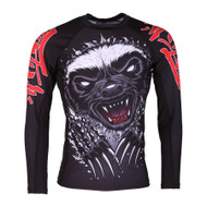 Tatami Fightwear Honey Badger V4 Rashguard