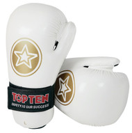 Top Ten Starfighter Glove White