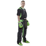 Top Ten Mesh Fight Suit Neon