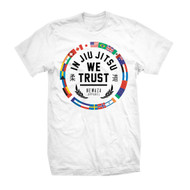 Newaza In Jiu Jitsu We Trust T-Shirt