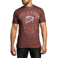 Affliction AC Undertaker Short Sleeve T-shirt