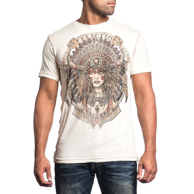 Affliction Heavy Wind Short Sleeve T-Shirt