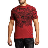 Affliction Angels Mens T-Shirt