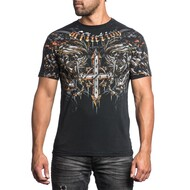 Affliction Slain Mens T-Shirt