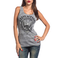 Affliction Ladies Born to Rock Vest