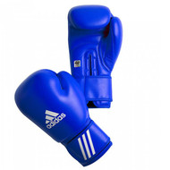 Adidas AIBA Boxing Gloves Blue