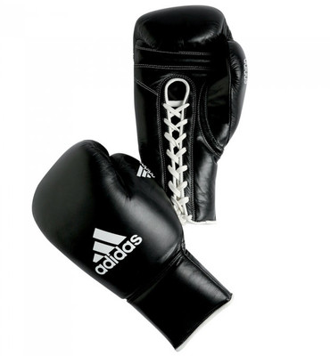 Adidas Pro Lace Boxing Gloves
