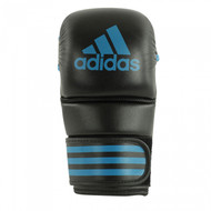 Adidas Solar Blue MMA Sparring Gloves