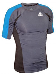 Adidas Fluid Technique Rashguard Short Sleeve