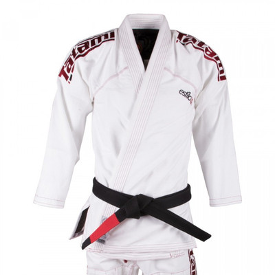 Tatami Fightwear Estilo Leve Ultralight BJJ Gi White