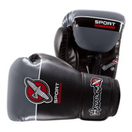 Hayabusa Sport Boxing Gloves Black/Grey 12oz