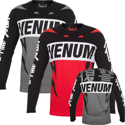 Venum Revenge Long Sleeve T-Shirt
