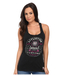 Affliction Ladies Santa Rosa Racerback Vest