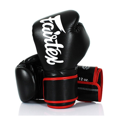 Fairtex BGV14 Boxing Glove Black