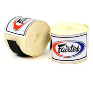 Fairtex HW2 Hand Wraps Natural
