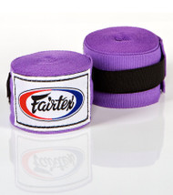 Fairtex HW2 Hand Wraps Purple