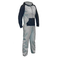 Bad Boy Soul Mens Onesie Grey/Blue