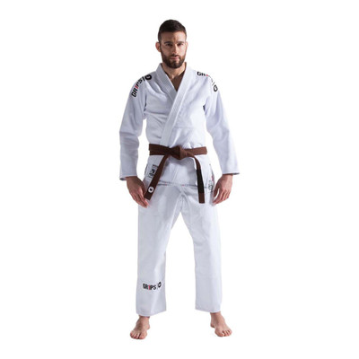 Grips Athletics Secret Weapon Evo BJJ Gi White