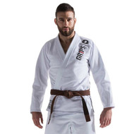 Grips Athletics Primero Evo BJJ Gi White