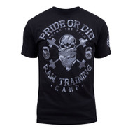 Pride or Die Raw Training Camp Urban T Shirt