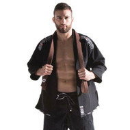 Grips Athletics Secret Weapon Evo BJJ Gi Black