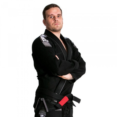 Tatami Fightwear Nova Plus BJJ Gi Black