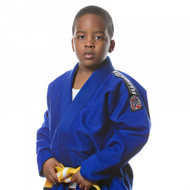 Tatami Fightwear Nova Kids BJJ Gi Blue