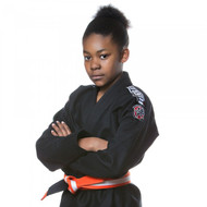 Tatami Fightwear Nova Kids BJJ Gi Black