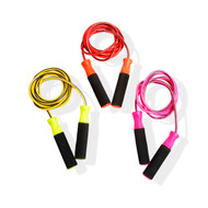Bytomic Foam Handle Skipping Rope