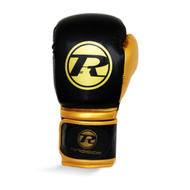 Ringside Pro Fitness Boxing Gloves Black