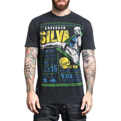 Affliction Silva Legend T-Shirt