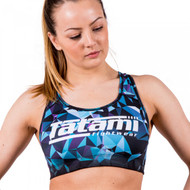 Tatami Fightwear Ladies Geometric Sports Bra