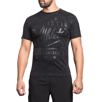 Affliction Athletic 73 Reflective T-Shirt