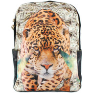 Tiger Republik Darkstar Eye of the Leopard Backpack