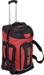Top Ten Travel Trolley Red/Black