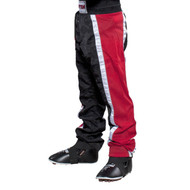 Top Ten Mesh Kickboxing Pants Black/Red
