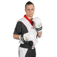 Top Ten Kickboxing Jacket Black/White