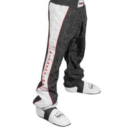 Top Ten Kickboxing Uniform Pants Black/White