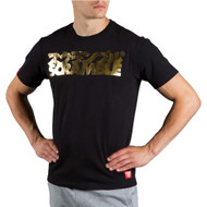 Scramble Gold Logo T-Shirt