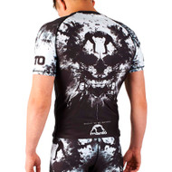 Manto Madness Short Sleeve Rashguard