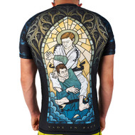 Manto Go In Peace Short Sleeve Rashguard