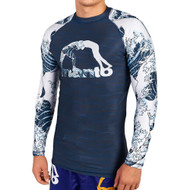 Manto Waves Long Sleeve Rashguard